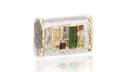 Thumb fusion tourmaline tryst